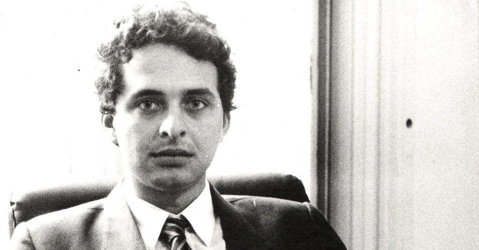 2.mai.2014 - O ex-governador de Pernambuco Eduardo Campos quando jovem