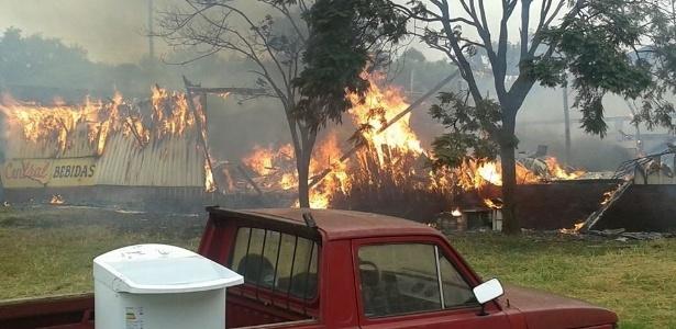 Incêndio em Mato Grosso do Sul matou seis pessoas da mesma família, entre elas três crianças