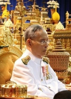 Rei da Tailândia, Bhumibol Adulyade - Rachen Sageamsak/Xinhua