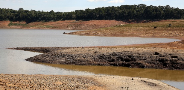 Sistema Cantareira abastece de água parte da região metropolitana de São Paulo - Luis Moura/Estadão Conteúdo - 5.mai.2014