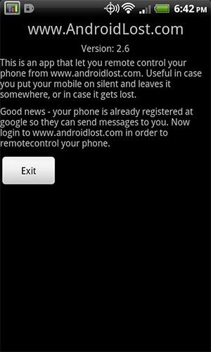 Android Lost (Android/gratuito). Aplicativo tem um recurso que permite camuflá-lo no celular, para que um ladrão não tente apagá-lo.