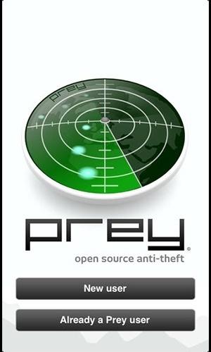 Prey Anti Theft (Android e iOS/gratuito). Aplicativo permite achar dispositivo móvel perdido. Segundo o desenvolvedor, ele permite, inclusive, que remotamente o usuário consiga tirar fotos da pessoa que está com o aparelho