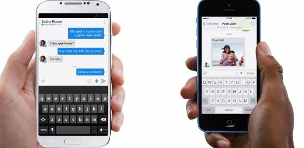 Alerta de conexão no Messenger será modificado pelo Facebook