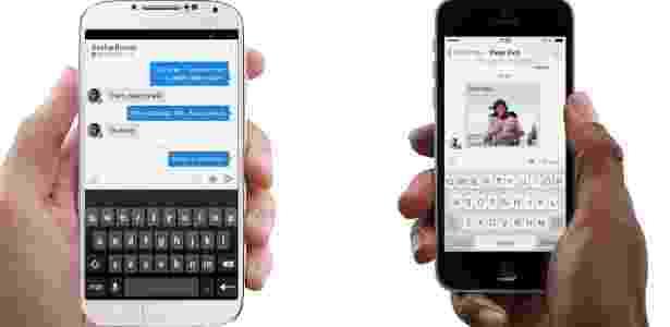 Alerta de conexão no Messenger será modificado pelo Facebook - Divulgação
