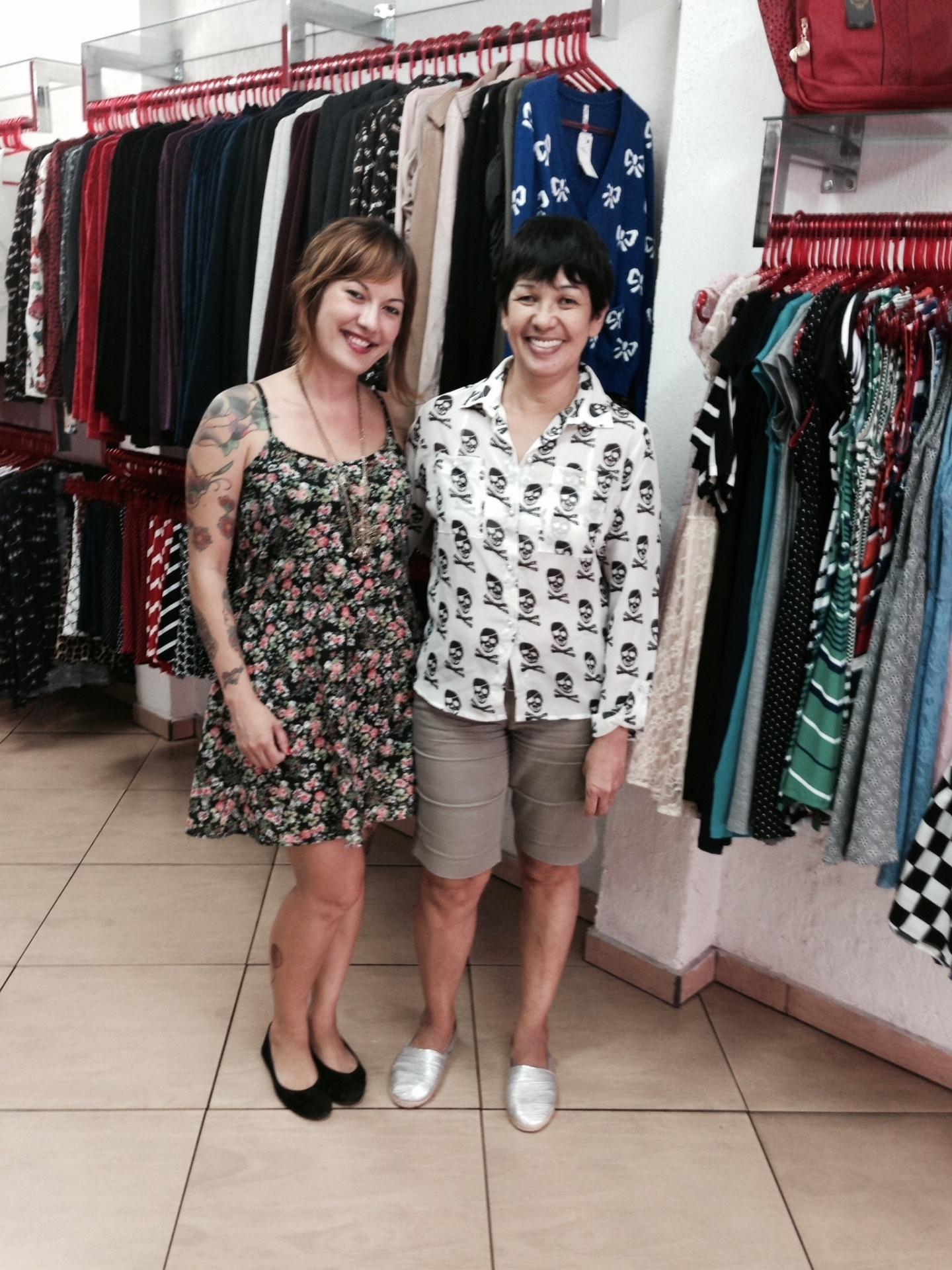 d73c11058f0 Paixão das mães por costura e cozinha vira negócio para as filhas -  09 05 2014 - UOL Economia