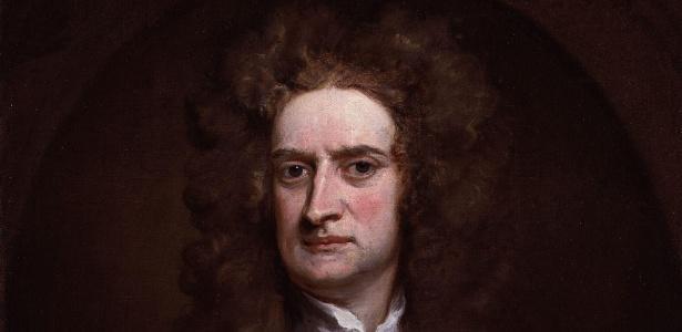 Sir Isaac Newton - Wikimedia commons