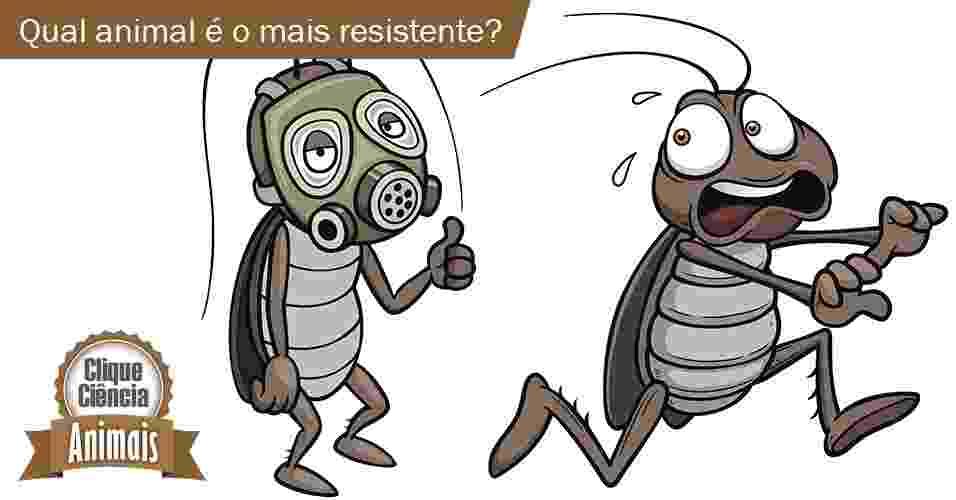 clique ciência - qual ser vivo é o mais resistente? - ThinkStock/UOL