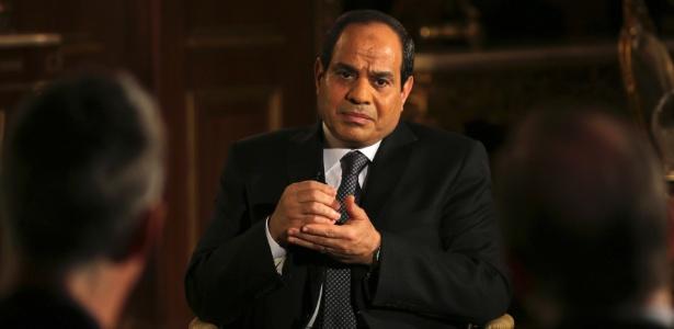 """A vitória do presidente Abdel Fattah al-Sisi demonstrou a versão egípcia da """"democracia controlada"""""""