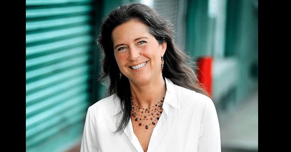 15.mai.2014 - A executiva Ivy Ross é a nova responsável pelo departamento que desenvolve os óculos inteligentes do Google. Com passagens pela Disney, GAP e Mattel, ela possui experiência focada em design. Ela também já atuou na criação de produtos para os olhos da marca Bausch & Lomb nos anos 1990