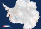 Degelo na Antártica triplica e impulsiona elevação do nível do mar (Foto: ESA/Divulgação)