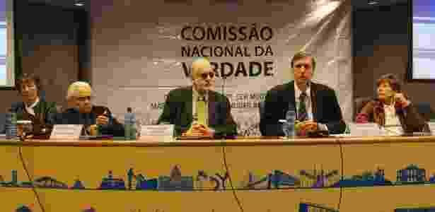 Reunião da Comissão da Verdade, em 2014 - Thiago Vilela/CNV-Ascom
