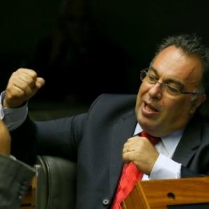 O ex-deputado do PT André Vargas (sem partido) - Pedro Ladeira/Folhapress