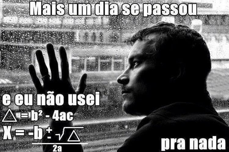 Imagem da página de Facebook Vestibular da Depressão