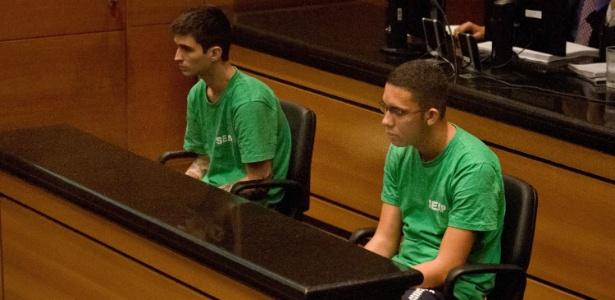 Barbosa e Souza responderão em liberdade apenas pelos crimes de explosão seguida de morte
