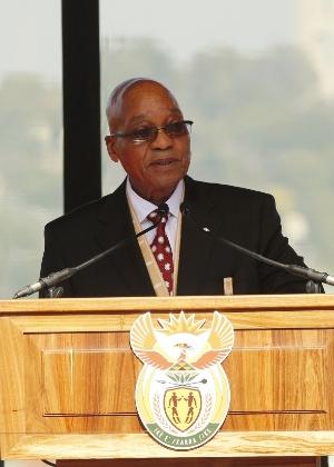As coisas podem se compliar para o presidente sul-africano Jacob Zuma