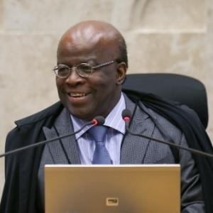Presidente do Supremo, ministro Joaquim Barbosa - Pedro Ladeira/Folhapress