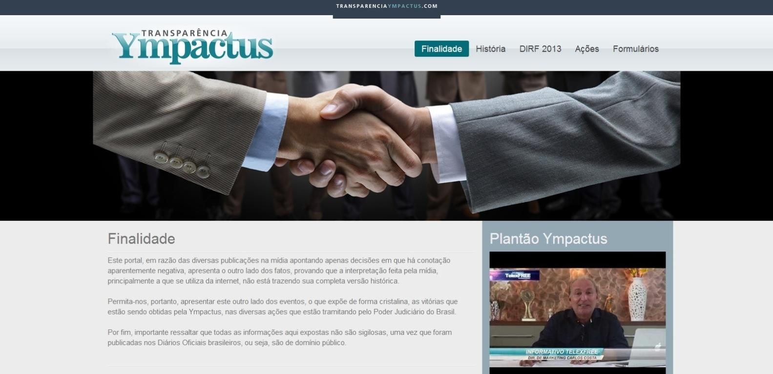a65a44a53e5 Telexfree lança site com promessa de devolver dinheiro a participantes -  29 05 2014 - UOL Economia
