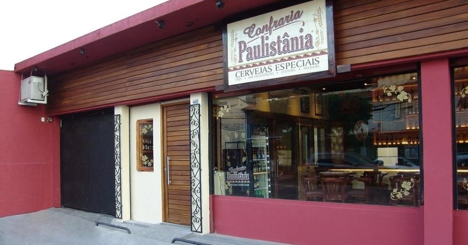 Franquia Confraria Paulistânia