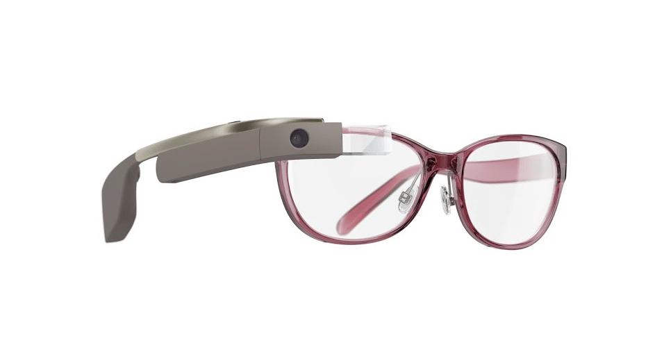 O Google Glass ganhou um estilo mais elaborado. Em parceria com o designer Diane von Furstenberg, o gadget ficou mais colorido, com jeitão geek ou mais moderno. O acessório tradicional já está a venda nos EUA por US$ 1.500 (cerca de R$3.3393), mas o produto acima chega ao mercado no fim de junho deste ano