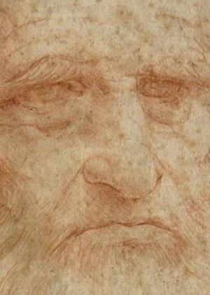O artista Leonardo da Vinci - M.C. Misiti/Instituto Central para a Eestauração de Arquivo e Biblioteca do Patrimônio