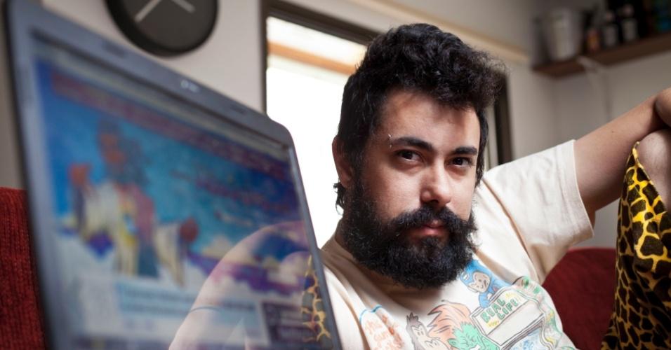 Mauricio Cid, do blog 'Nao Salvo' fala sobre publicidade em blogs