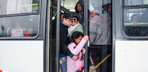 Movimento cobra conforto e qualidade no sistema público de transportes