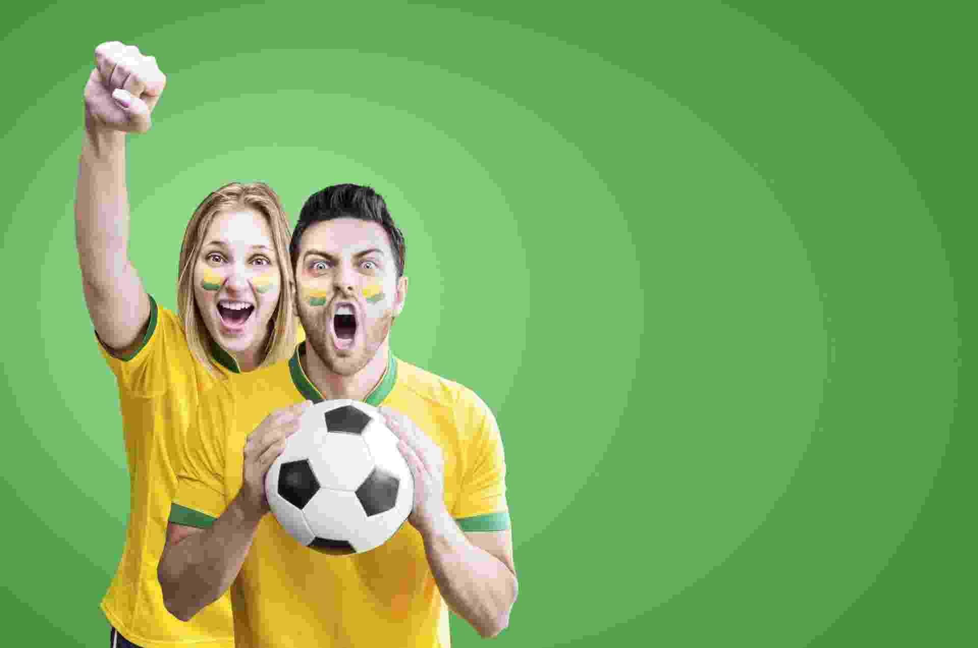 Copa do Mundo, torcedores - Thinkstock