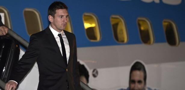 Messi e companhia terão 100 pacotes de erva mate à disposição na Cidade do Galo durante a Copa