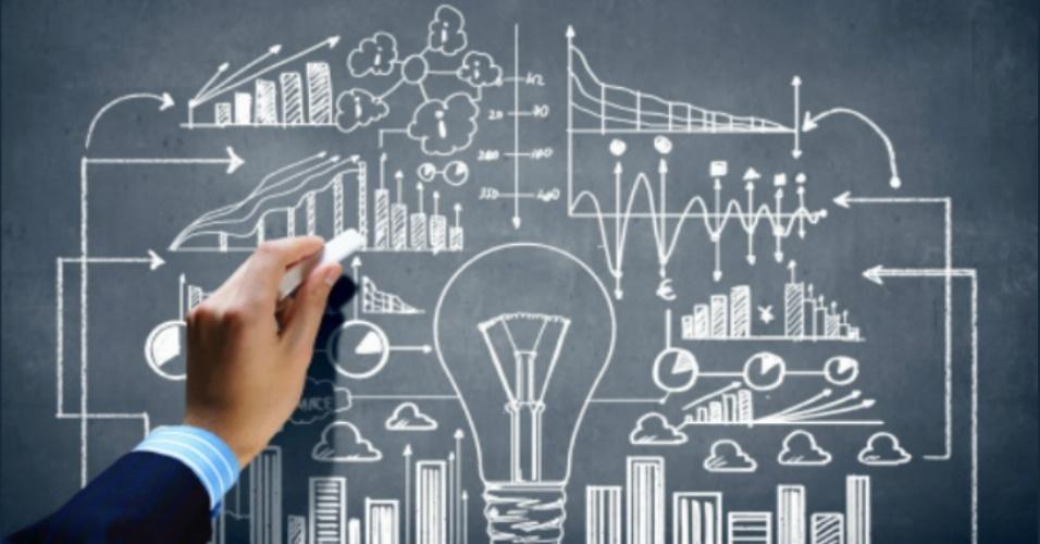 Planejamento, ideias, start-up
