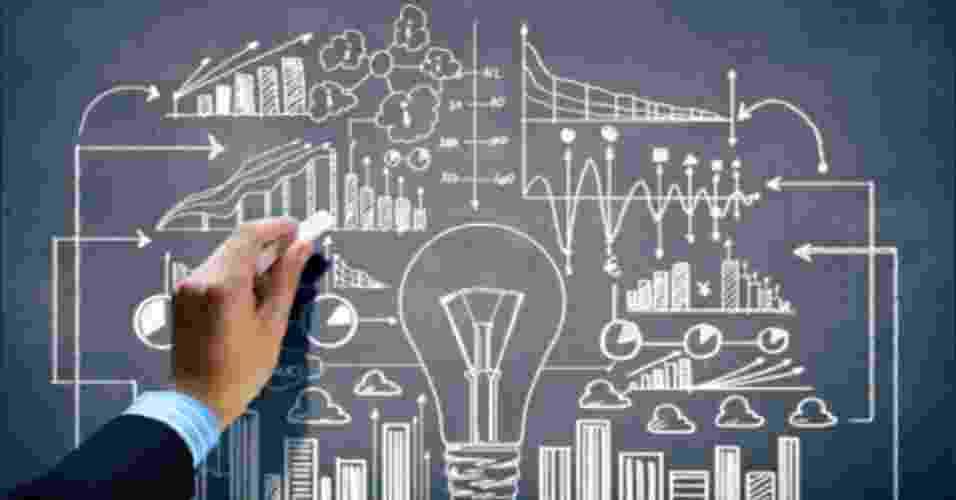 Planejamento, ideias, start-up - Getty Images