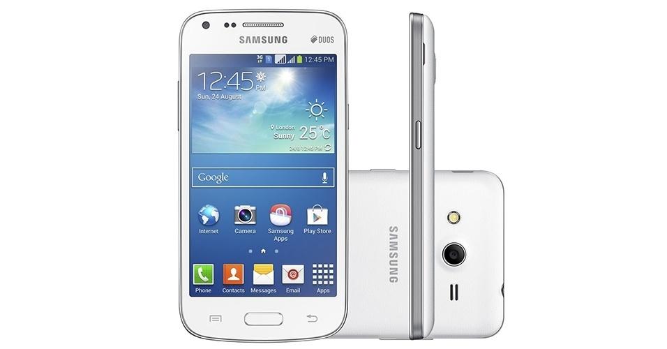 Samsung Galaxy Core Plus com TV digital