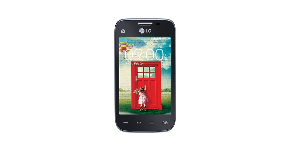 Smartphone LG L40 tem TV digital integrada