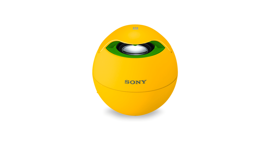 Sony Wireless Speaker SRS-BTV5 Brazil Edition
