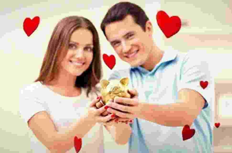 chamadas Finanças do Casal, especial para o Dia dos Namorados - Arte/UOL