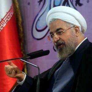 O presidente do Irã, Hassan Rouhani, ordenou acelerar processo de fabricação de mísseis para aumentar capacidade defensiva do país