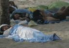 Pesquisa UOL: Torcedores foram roubados nas praias e enganados por taxistas (Foto: Alessandro Costa/Agência O Dia/Estadão Conteúdo)