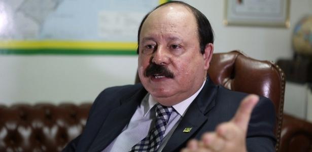 Levy concedeu entrevista ao UOL em seu escritório no bairro de Moema, área nobre da capital paulista