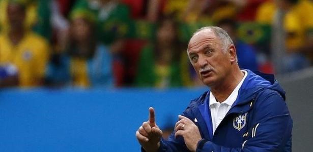Felipão vê seleções sul-americanas como mais difíceis na Copa do Mundo