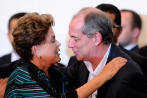 Você acha que um marginal como Cunha me derrubaria?, pergunta Ciro Gomes (Foto: Pedro França/Futura Press/Estadão Conteúdo)