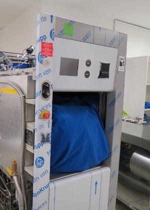 Após problema de ferrugem em instrumentos, Hospital das Clínias da Unicamp adquiriu uma nova autoclave