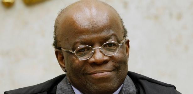 Joaquim Barbosa era o presidente do STF durante o julgamento do mensalão