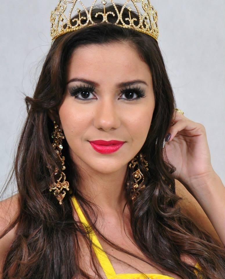 1º.jul.2014 - Bianca Cardoso é a Miss Mundo Ilha de Marajó 2014. Ela tem 20 anos e 1,75 metro de altura. Bianca é estudante de marketing