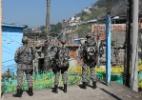 Militares reforçam efetivo no Complexo da Maré - Fábio Teixeira/UOL