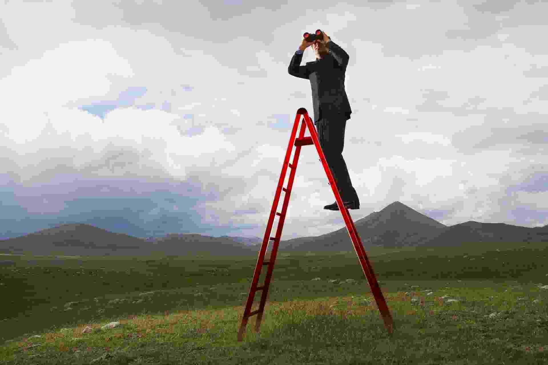Inspiração, trabalho, executivo, profissional - Getty Images