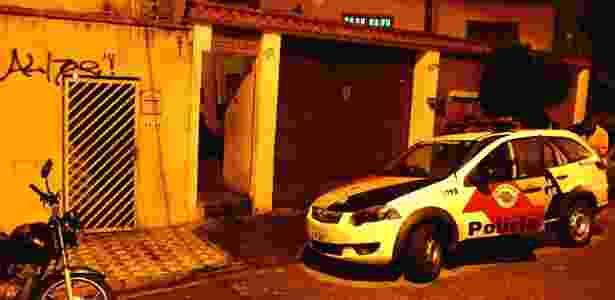 Enteado da idosa, filho da vítima, ligou para a polícia após o crime - Nivaldo Lima/Futura Press/Estadão Conteúdo