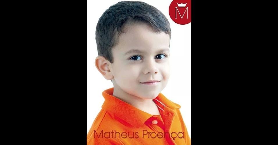 """Matheus Proença, """"eu não sou cachorro não"""""""