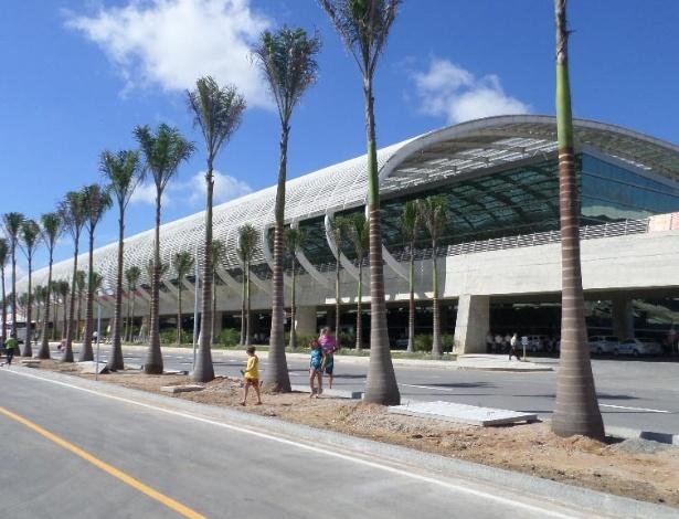 Aeroporto Internacional Governador Aluízio Alves, em São Gonçalo do Amarante, no Rio Grande do Norte, recebeu 2.270 voos entre pousos e decolagens para voos comerciais e executivos no primeiro mês de operação