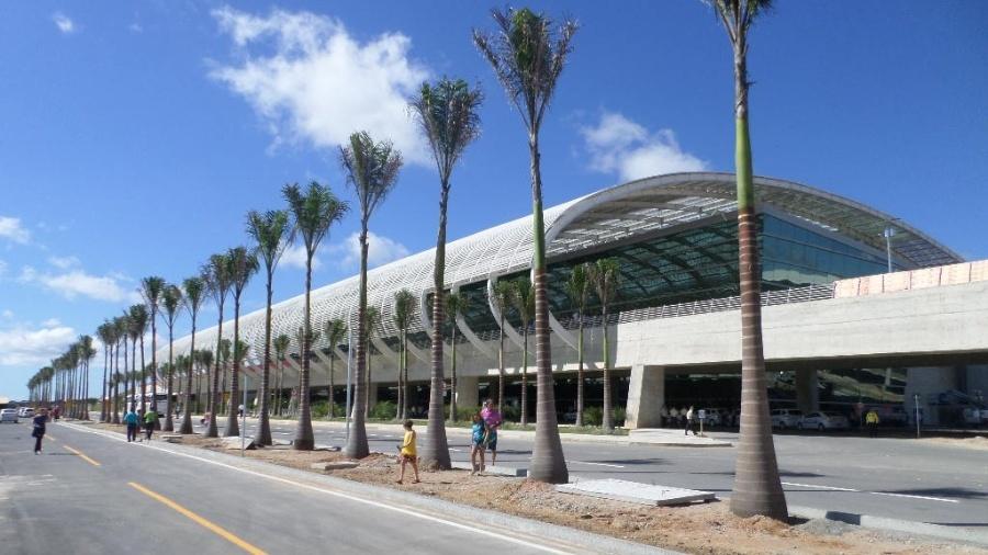 Prejuízo de R$ 20,4 mi faz Anac revisar concessão do aeroporto Aluízio Alves (RN) - Wikimedia Commons/Wikipedia