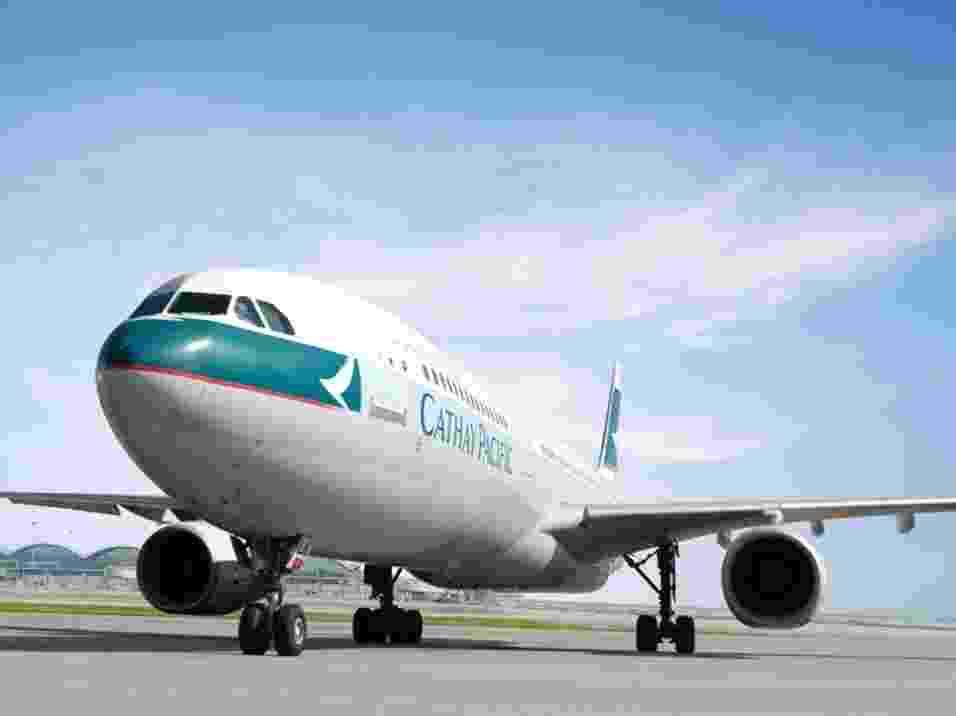 A330-300 da Cathay Pacific Airwyas - Divulgação