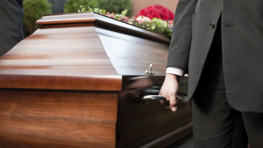 Funeral - Getty Images